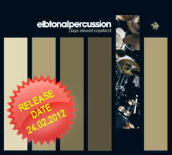 ELBTONALPERCUSSION - plays Stewart Copeland