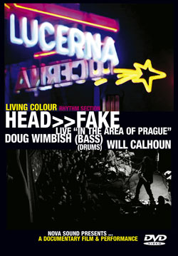 HEAD FAKE - Live IN The Area of Pargue